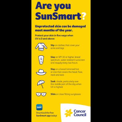 SunSmart Flyer